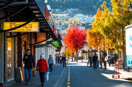Queenstown | Where to shop in the city?