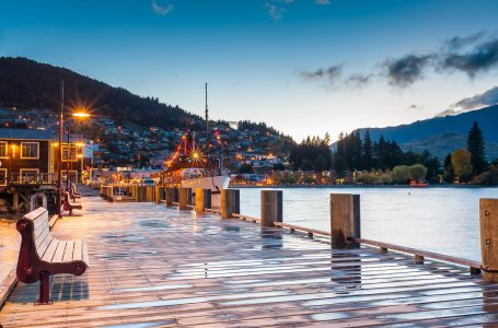 Queenstown | Dining in The Southern Alps