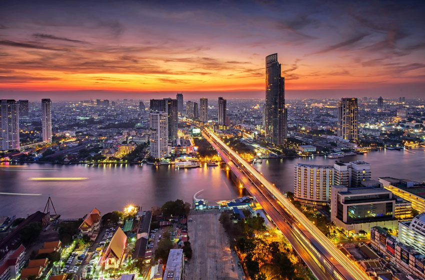 Bangkok | Travel spots of the bustling city