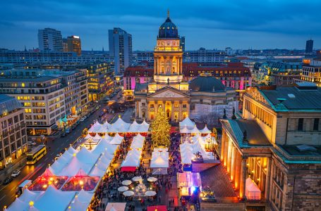 Berlin | The European Eclectic Cuisine